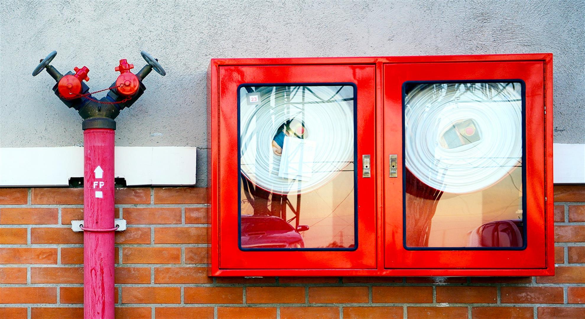 Instalación de Detección de Incendios
